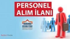 Kuzeydoğu Anadolu Kalkınma Ajansı'na personel alınacak