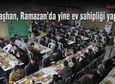 Taşhan, Ramazan'da yine ev sahipliği yapacak