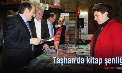 Taşhan'da Kitap Şenliği