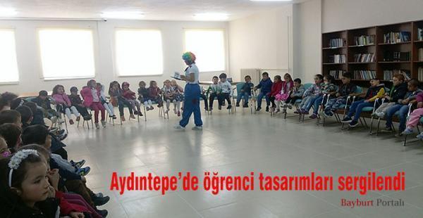 Çocuk Gelişimi Programı'ndan Eğitim Materyalleri Sergisi