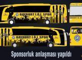 Bayburt İl Özel İdare Spor'a dev sponsorluk