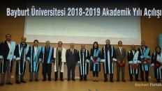 Bayburt Üniversitesi 2018-2019 Akademik Yılı Açılışı
