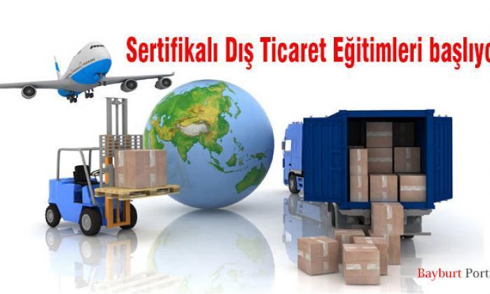 KUDAKA Sertifikalı Dış Ticaret Eğitimleri Başlıyor