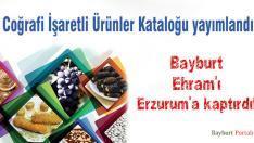 Bayburt, Ehram'ı Erzurum'a kaptırdı!