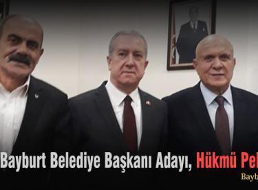 MHP Bayburt Belediye Başkanı Adayı, Hükmü Pekmezci