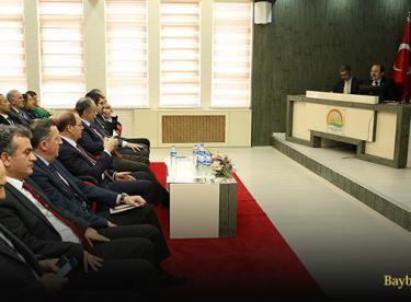 2019 yılı il koordinasyon toplantısı gerçekleştirildi