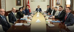 KUDAKA 107. Yönetim Kurulu Toplantısı Bayburt'ta Yapıldı