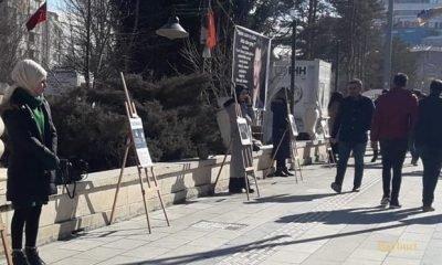 Türk Dünyası'nda Fırat Çakıroğlu anısına sergi