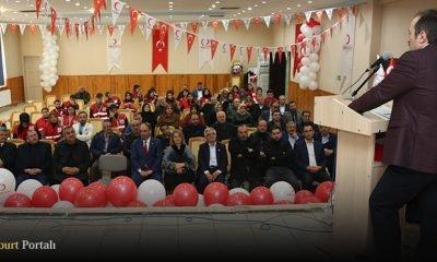 Türk Kızılayı Bayburt Şubesi Başkanı Hümeyra Çelik oldu