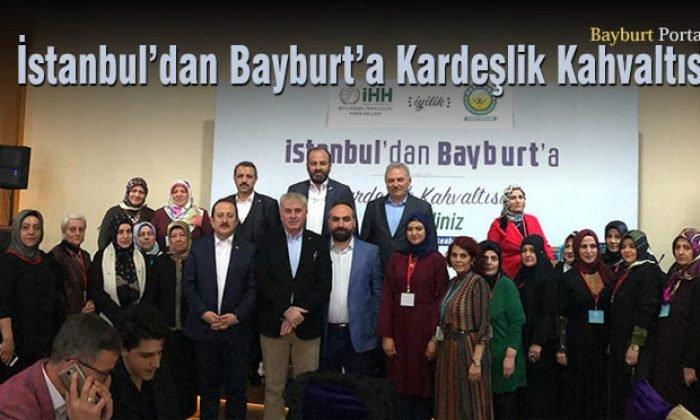 İstanbul'dan Bayburt'a Kardeşlik Kahvaltısı