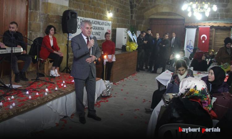 Taşhan'da Kadınlar Günü Programı